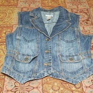 Tint Jean's women's vest